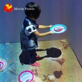 China gute Qualität Infrared Sensing 9D VR Cinema Multi Interactive Floor Games Projection on ventes