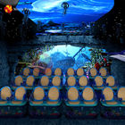 Mini Ocean Theme Special Effects 4D Movie Cinema System Equipment for Theme Park